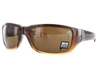NEW Spy Optics Nolen Coconut Fade / Bronze Fade Polarized Sunglasses