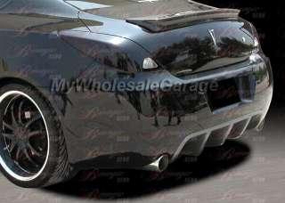 05 08 Pontiac G6 Coupe 2D Front Bumper Full Body Kit 06