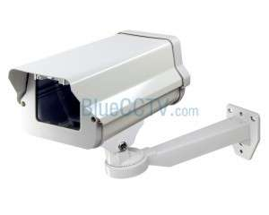 CCTV SECURITY CAMERA Housing Combo with Heater & Blower