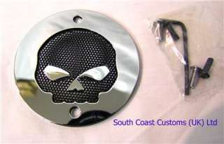 Skull Points Cover   Harley Davidson Sportster XL 71 03