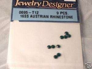 JEWELRY MAKING SUPPLIES 16S AUSTRIAN crystal RHINESTONE