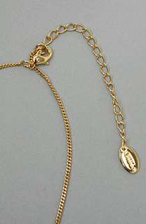 Disney Couture Jewelry The Gold Plated Believe Necklace with Accent
