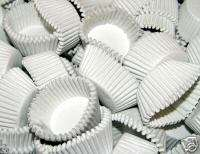 White Paper Cup Cups 175 Pack Candy Making Supplies