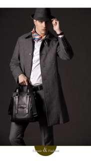 Gear BAND mens new Cowhide shoulder (iPad,laptop) brown black bags