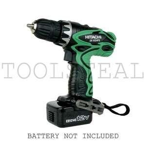 Hitachi DS12DVF3 12V Cordless Drill/Driver   BARE TOOL