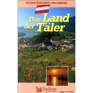 Schönes Österreich 1   Das Land der Täler [VHS]  VHS