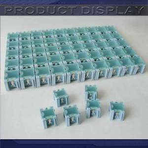 components box storage box Electronic 50 pcs SMT SMD