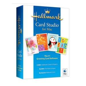 Hallmark Card Studio for Mac Software   7,500+ Greeting Cards