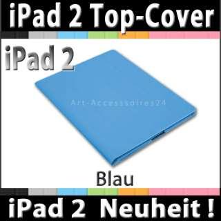 iPad 2 Smart Cover Case Schutz Hülle Tasche Etui Farbig