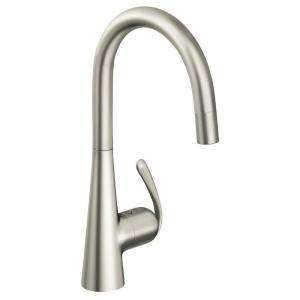 Pull Down kitchen Faucet in Stainless Steel 32226DCE