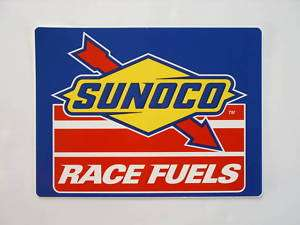 SUNOCO   RACE FUEL   NASCAR *** sticker