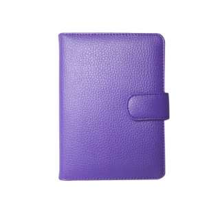 Genuine Leather Cover Case for  Nook Tablet / Nook Color