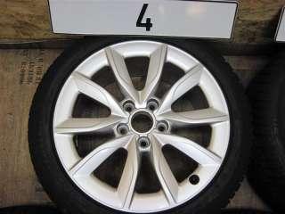 Audi A3 8P 17 Alufelgen Kompletträder original Felgen