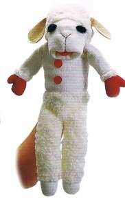 Lamb Chop Body Puppet made by Aurora World