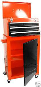 ROLLAWAY MECHANICS TOOL STORAGE CHEST ROLLING BOX CABINET ROLL A WAY