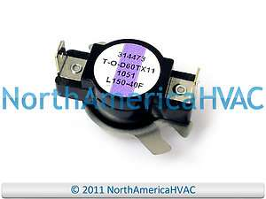 York Coleman L150 40F Limit Switch 314473 024 35596 000