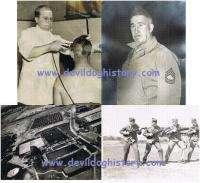 WW II USMC Marine Corps Parris Island SC Photo Album CD