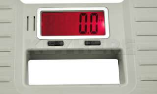 Bathroom Weight Scale. Users are pleased with its accuracy, style, and