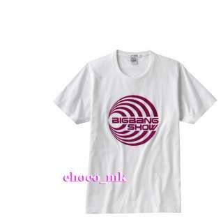 Uniqlo BIG BANG SHOW T Shirt Tee H bigbang