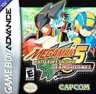 Mega Man Battle Network 5 Team Colonel (Nintendo Game Boy Advance