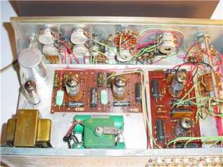 rare PAS 3 Stereo Preamplifier Vacuum Tube Stereo Preamplifier