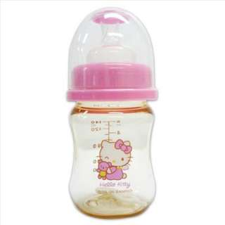 Hello Kitty Baby PES Feeding Bottle 140ml BPA FREE