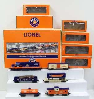 Lionel 6 21952 2000 Lionel Lines Service Station Special EX /Box