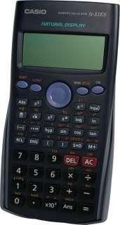 CASIO GCSE A/AS LEVEL SCIENTIFIC CALCULATOR FX 83ES NEW   A89FG