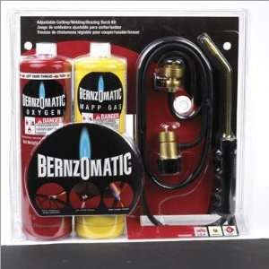 BERNZOMATIC CORP  OX2550KC GAS WELD.TORCH KIT(Contains 2 in each pack