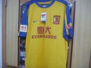 Evergrande 11 Away Brazil Paulao shirt china league champions