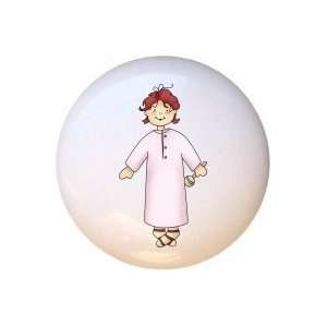 A is for Annie Country Raggedy Ann Drawer Pull Knob: Home