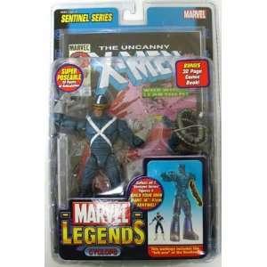 Marvel Legends Series 10 Cyclops Figure   Variant X Factor