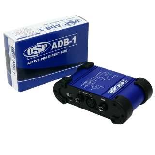 OSP ADB 1 Premium Active Direct Box