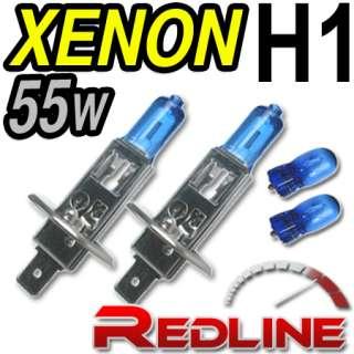 Xenon HIGH/Main Beam Bulbs H1 RENAULT Clio III