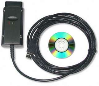 VAUXHALL OPEL DIAGNOSTIC SCANNER FAULT CODE READER PC ASTRA CORSA