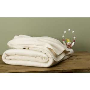 Gaiam 100% Organic Cotton Eco Fireside Throw Blanket