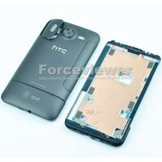 Full Housing Cover Case for HTC Desire HD A9191 Inspire 4G ATT AT&T