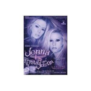 JENNA LOVES KRYSTAL & JUSTIN  DVD