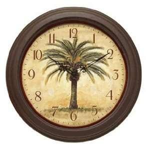 La Crosse Technology 12884BR 2908 The Cabana Palm Tree