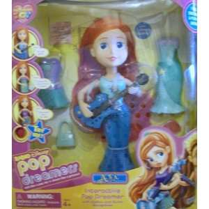 Radio Disney Pop Dreamers Interactive Ariel Doll Toy Toys