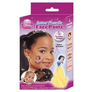 Fan Stamp Disney Snow White Press on Face and Body Paint