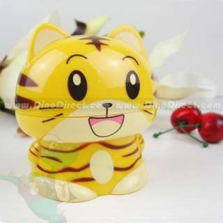 Wholesale Cartoon Tiger Automatic Toothpick Holder   DinoDirect