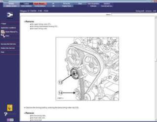 RENAULT KANGOO WORKSHOP SERVICE REPAIR MANUAL, EPC