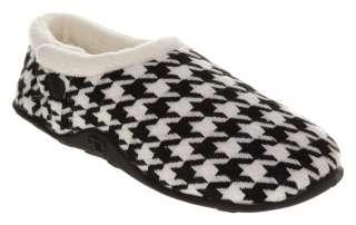 Homeys HOMEYS SLIPPER BLACK/WHITE FREEZE Shoes   Mens Casual Shoes