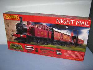 Hornby Night Mail OO Scale Train Set