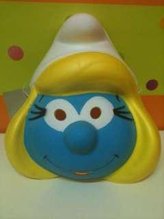 Maschera Puffetta in EVA costume carnevale
