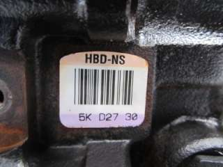 Ford Fiesta ST 2.0 Mk6 Petrol Power Steering Pump