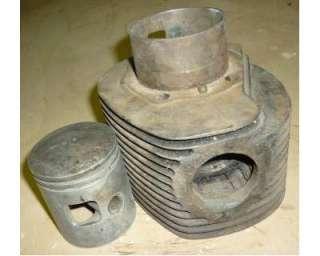 VESPA 200 RALLY PX cilindro e pistone a Cogoleto    Annunci