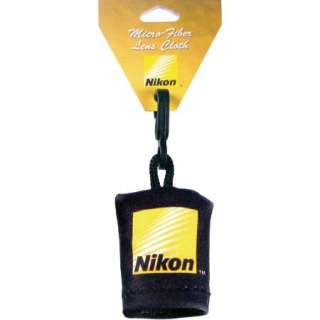 Buy the Nikon Micro Fiber Lens Cleaning Cloth on http//www.adorama