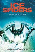 Ice Spiders (2007)   DVD in Movies: Science Fiction/Fantasy  JR